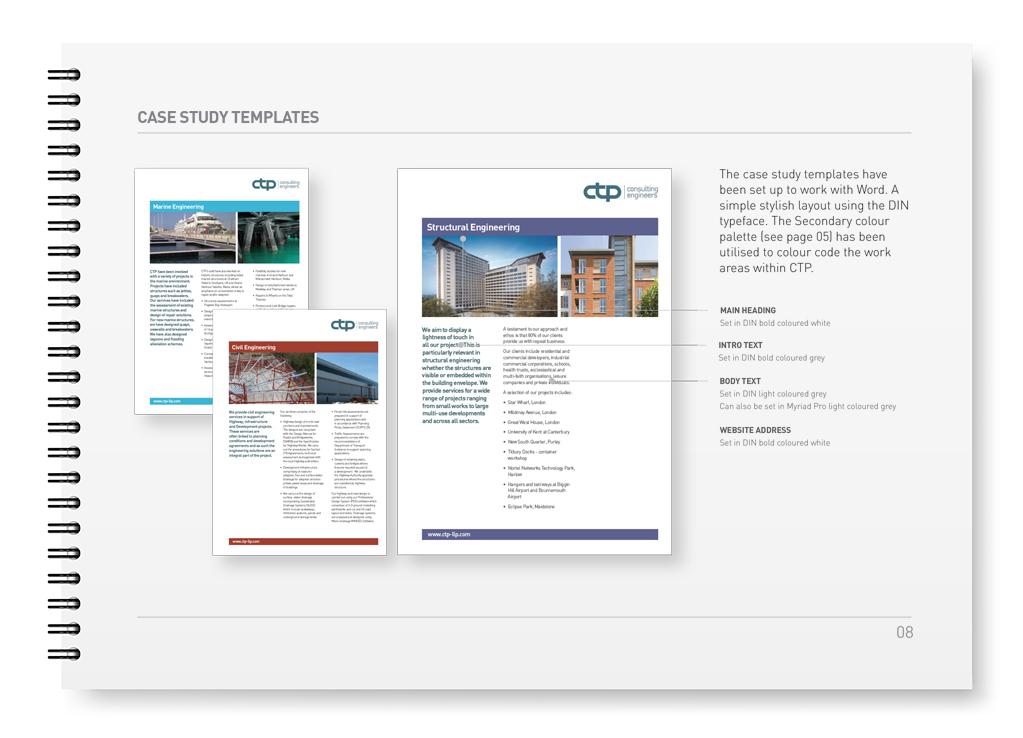 CTP Consulting Engineers | Stewart2 - Branding Design Marketing